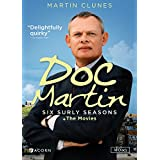 Doc Martin: Six Surly Season + the Movies