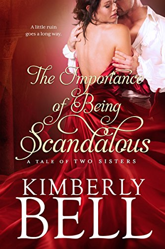 The Importance of Being Scandalous (Tale of Two Sisters) cover