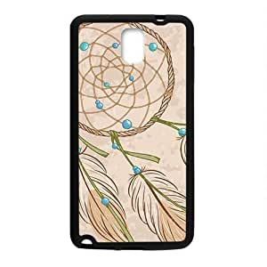 Sunrise Dreamcatcher Feather Mayan Aztec Tribal Phone Case for Samsung Galaxy Note3