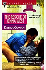 The Rescue of Jenna West (Silhouette Intimate Moments No. 858) Mass Market Paperback