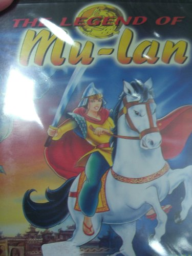 The Legend Of Mu Lan  All Regions Dvd