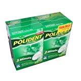 Best Denture Cleaners - Improved Triple Mint Freshness - Polident Antibacterial 3 Review