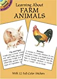 Learning about Farm Animals, Jan Sovak, 0486418502
