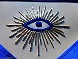 Equinox MR Delux Master Mason Royal Blue Satin Blue