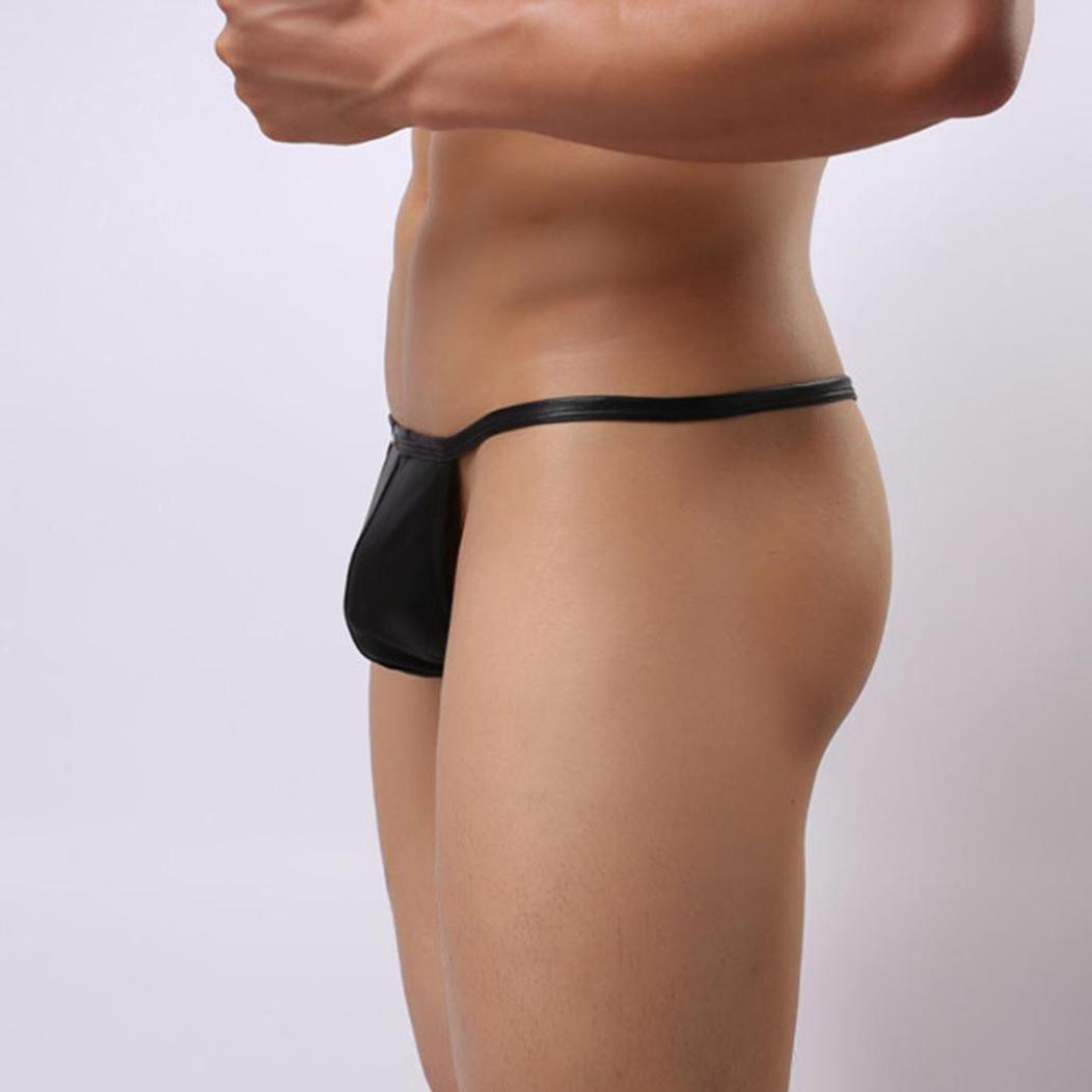 Bóxer para hombre, ❤️Xinantime Moda para hombre Tangas Shorts Ropa interior suave Calzoncillos de bolsa abultada, tamaño S-L: Amazon.es: Ropa y accesorios