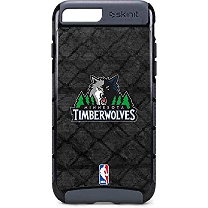 a52e4c211dc Amazon.com  Skinit NBA Minn. Timberwolves iPhone 8 Plus Cargo Case ...