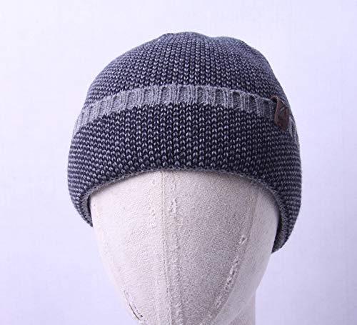 67aaa0f74ef MRQ Winter Knit Slouchy Beanie Hat for Women Men Warm Ski Skull Cap Fleece  Lining