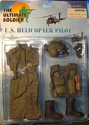 The Ultimate Soldier U S Helicopter Pilot By 21st Century Toys
