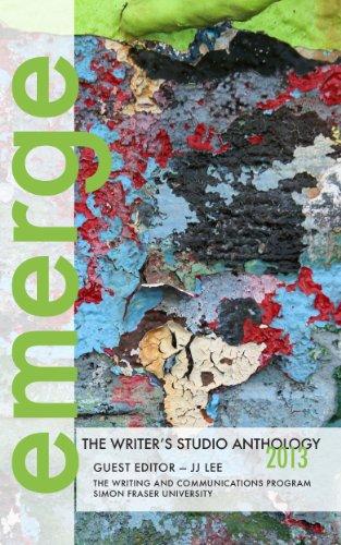 emerge 2013 (emerge: The Writer's Studio - Storey Studio