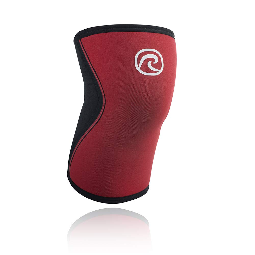 Rehband Rx Knee Sleeve 5mm - Red - X-Small
