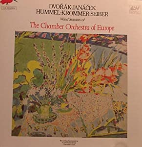 Chamber orchestra of europe the wind soloists of the for Chamber orchestra of europe