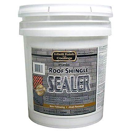 Infiniti 100% Acrylic Roof Shingle Sealer & Reju (1