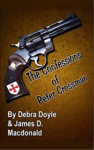 book cover of The Confessions of Peter Crossman