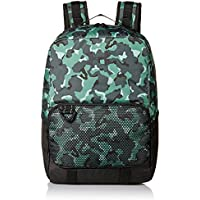 Under Armour Boys Armour Select Backpack (Aegean Green (707)/Black)