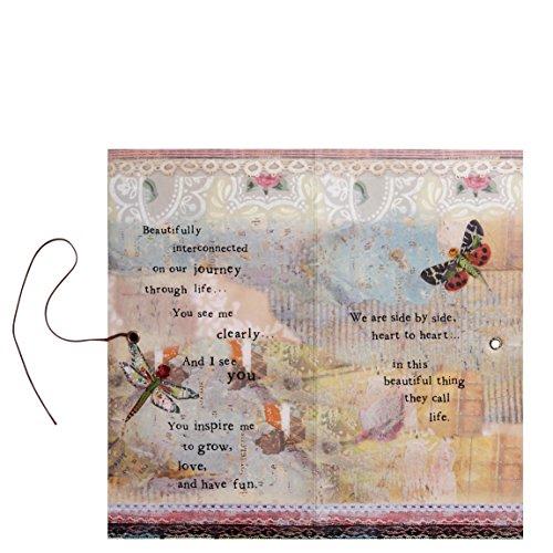 Kelly Rae Roberts Angel Ornament Card - SISTER Photo #2