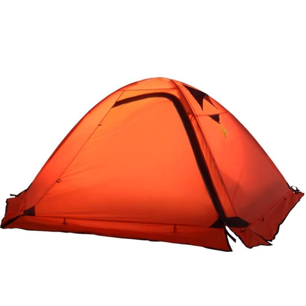 QTDS Camping Zelt 2 3 Person Instant Pop Up Automatische Dome Holiday Einfache Einrichtung Zelt für Outdoor Wandern Doppelschicht