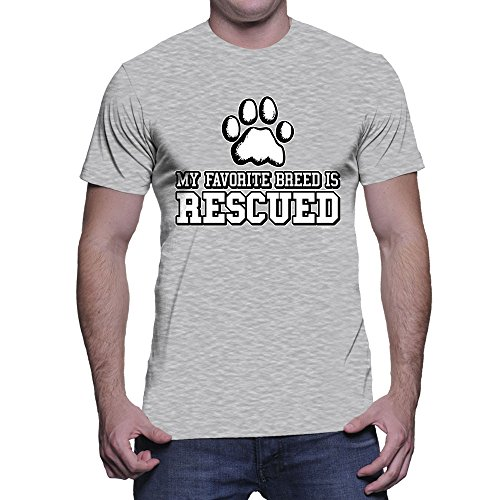 mens-my-favorite-breed-is-rescued-t-shirt-light-gray-small