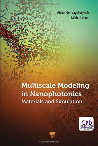 Multiscale Modeling in Nanophotonics: Materials and Simulations-cover