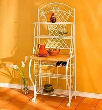 trellis baker's rack