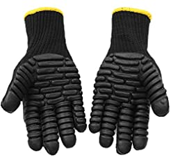 Anti Vibration Work Gloves, Shock Proof ...
