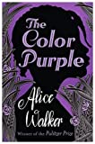 Front cover for the book The Color Purple by Alice Walker