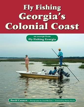 Fly fishing georgia 39 s colonial coast an for Fly fishing georgia