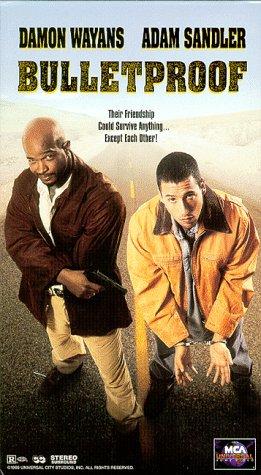 Bulletproof [VHS] ()