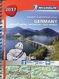 Germany/Austria Atlas 2017 (Michelin Atlas)