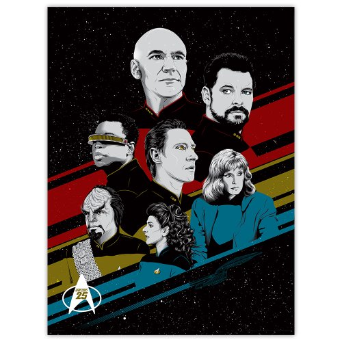 TNG 25: Star Trek The Next Generation 18