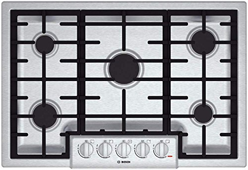 30 inches gas cooktop - 2