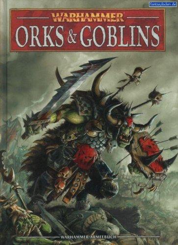 Warhammer Army Book (Warhammer Armies Orcs & Goblins)