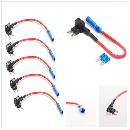 amazon com fuse box car 1pc mini blade fuse boxes holder micro Auto Micro Fuse Kit