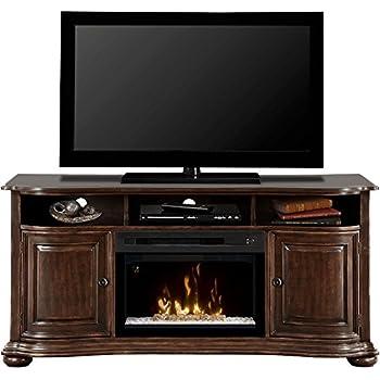 Dimplex Henderson Electric Fireplace & Entertainment Center - Acrylic Ice Firebox (GDS25G-1414HC)