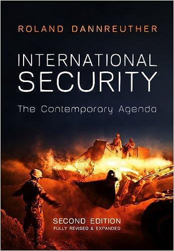 Amazon com: International Security: The Contemporary Agenda