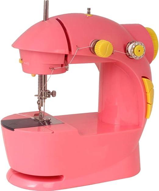 DULPLAY Máquina de Coser,para niños con extensión Ajustable 2 ...
