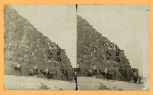 Photo: Cheops Pyramid,Egypt,Pyramid of Giza,Pyramid of Khufu