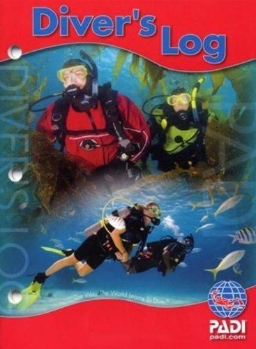 PADI Diver's Log Book by Padi ()