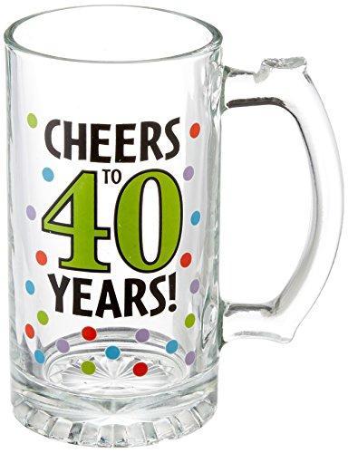 40th Birthday Mug ()