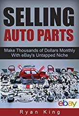 Discover How To Make a Living Selling Used Car Parts on eBayI am going to reveal to you my proven, step-by-step system on how I make thousands of dollars every month in the desolate used auto parts niche on eBay.It's rare that you will find w...