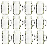 Ball 40014 plain drinking mugs, box of 12, 16 oz each