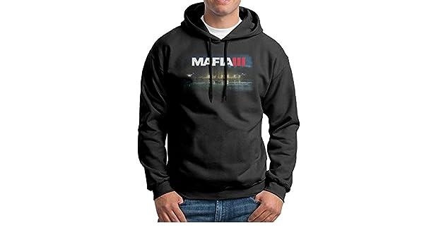 Amazon.com: Mens Mafia 3 Figurines Lincoln Clay Logo Sweatshirt (6311483255882): Books