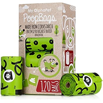 Amazon.com : Earth Rated Compostable Dog Poop Bags, BPI ...