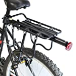 PedalPro Adjustable Rear Bicycle Pann...