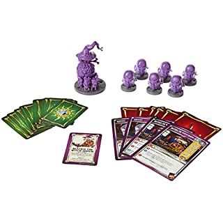 Ninja Division Super Dungeon Explore Beatrix The Witch Queen Board Game