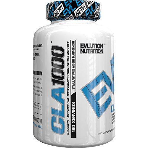 Portions eVLution Nutrition EVL CLA 1000 180