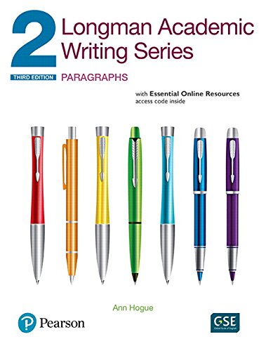 - Longman Academic Writing Series 2: Paragraphs, with Essential Online Resources