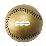 D'Stress-It™ Baseball - 250 Quantity - $0.79 Each - PROMOTIONAL PRODUCT / BULK / BRANDED with YOUR LOGO / CUSTOMIZED