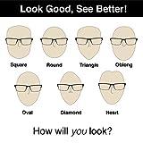 GAMMA RAY Eye Strain Computer Glasses Anti Harmful
