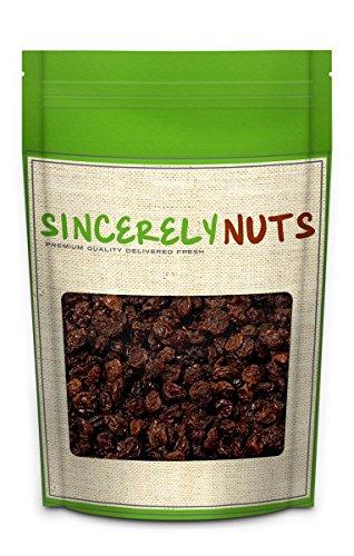 Sincerely Nuts Organic Black Raisins 1 LB