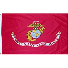 Marine Corps Flag 3x5ft Printed Polyester